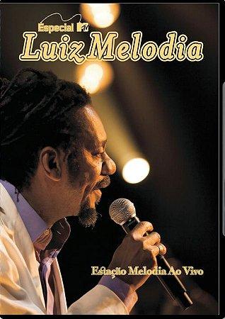 ESTAÇÃO MELODIA AO VIVO - Luiz Melodia