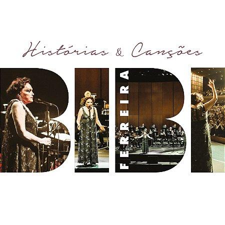 Histórias e Canções - Bibi Ferreira