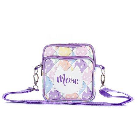 Shoulder Bag Media Candy Cat Mood