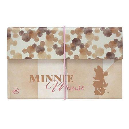 Pasta Sanfonada Carteira Minnie Dac