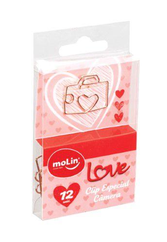 Clips Molin Love Camera