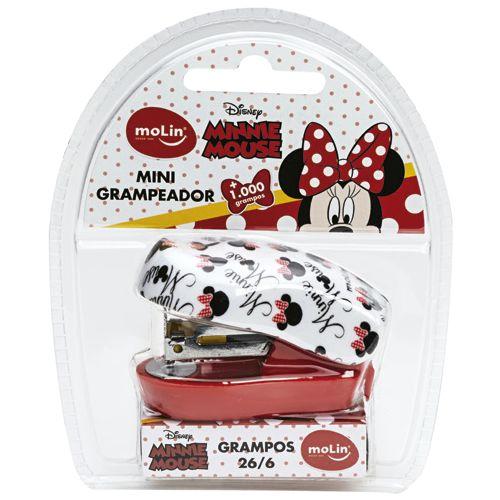 Mini Grampeador Minnie Mouse Molin