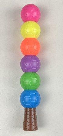 Marca Texto Bola de Futebol
