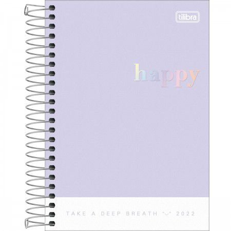 Agenda Happy 2022 Lilas