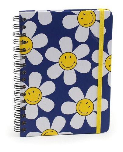 Caderno A5 Smiley Margarida Cicero