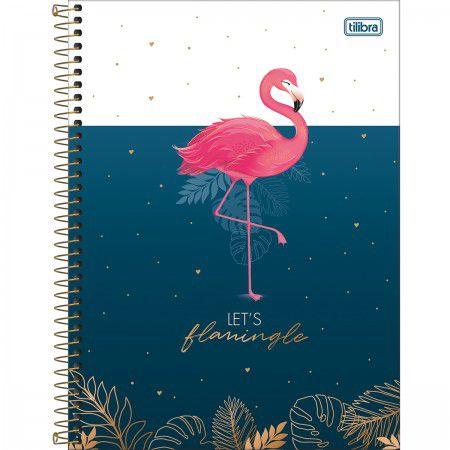Caderno Universitário 1 Matéria Aloha Tilibra Unidade
