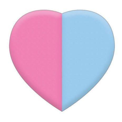 Borracha TILIBRA Coração