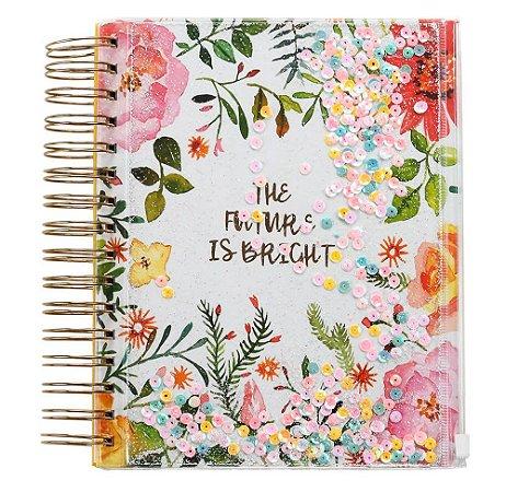 Caderno Future Quadriculado