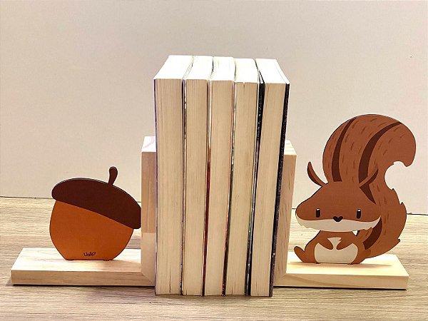 Aparador de Livros Floresta Uatt