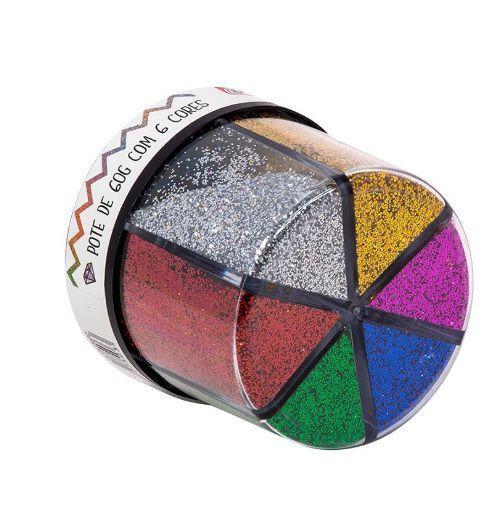 Glitter Shaker Colors