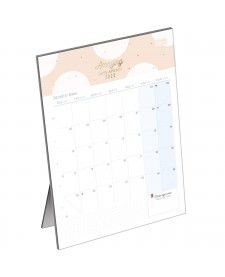 Calendario de mesa 2022 soho Tilibra