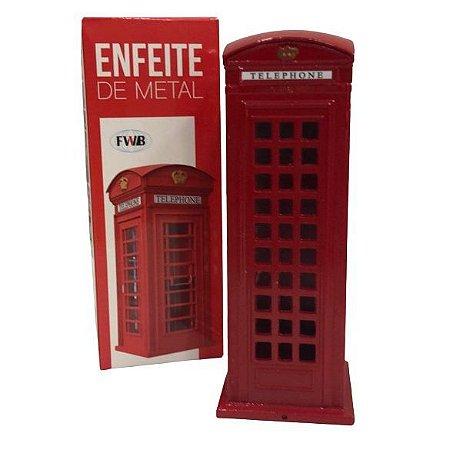 Cofre de Metal Telephone