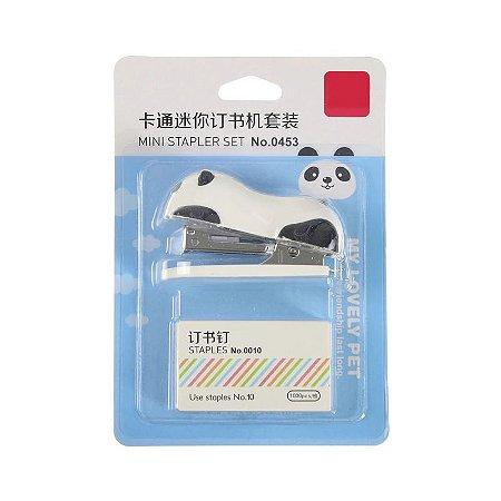 Conjunto Grampeador Panda