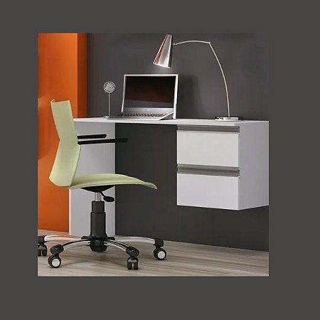 Mesa Para Notebook Home Office Branco Em101