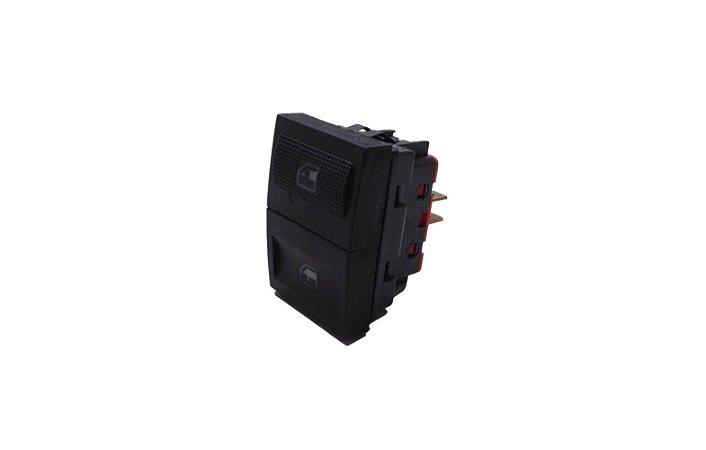 Botão Interruptor Vidro Elétrico VW Gol Parati 377959855C1NN