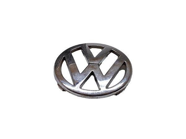 Emblema Volkswagen Diant. VW Fox Gol Parati 5Z0853601AFDY