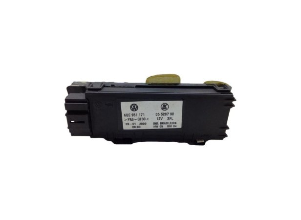 Sensor Ultrassônico Alarme Original VW Polo 6QE951171