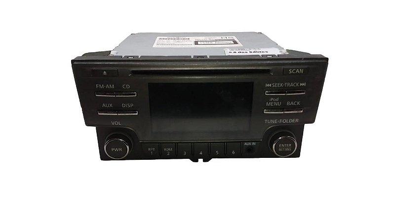 Radio Som Nissan Sentra 2013 2014 2015 Original 281853SH0A