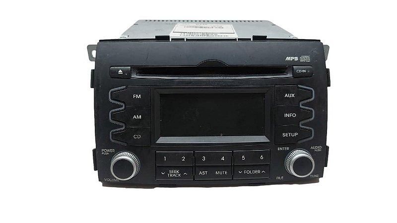 Radio Central  Kia Sorento 2.4 2011 961402p400