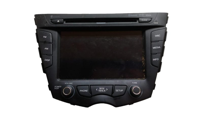 Radio Multimidia Hyundai Veloster 2012 Original 965602V420