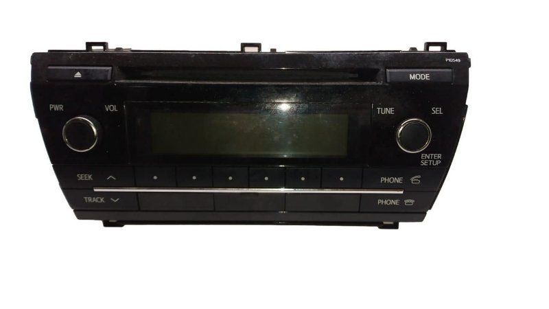 Rádio Som Toyota Corolla 2014/2017 Original 8612002j00