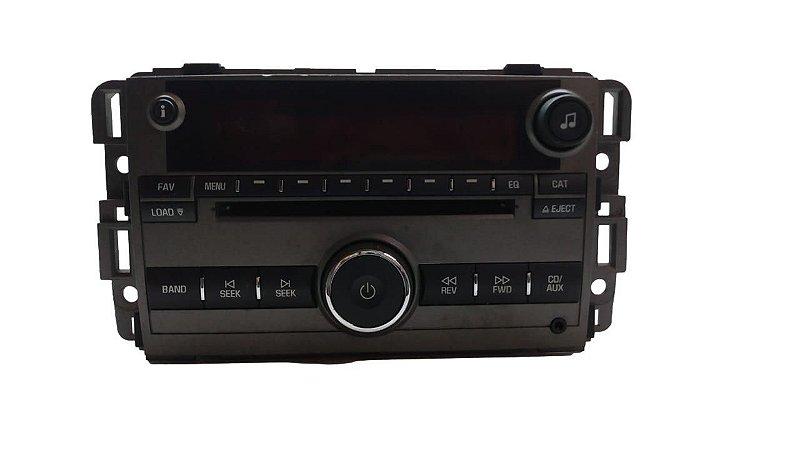 Radio Cd Player Som GM Captiva 2008/2010 Original 20790697