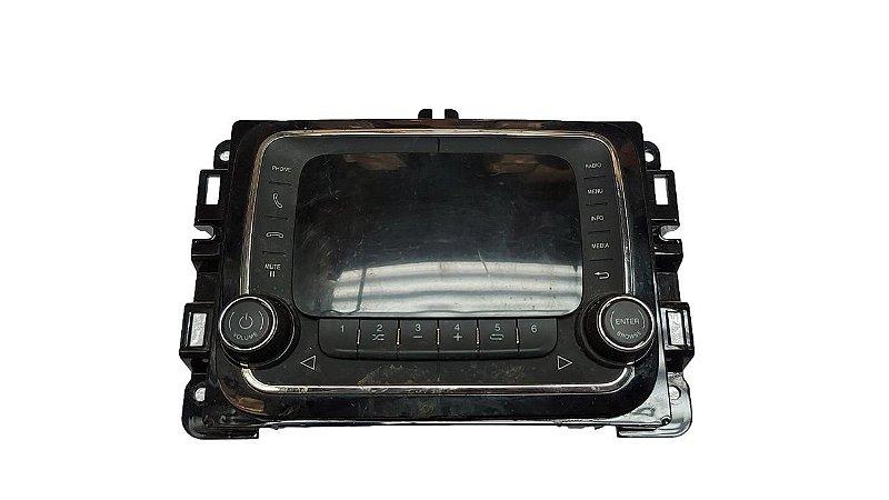 Radio Multimídia Fiat Toro Jeep Renegade Original 51962359