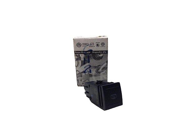 Interruptor Vidro Traseiro VW Polo 02/10 6Q09596219B9