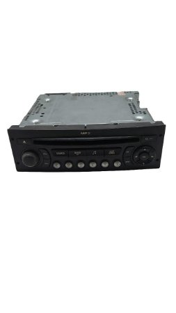 Rádio CD Player Citroen C4 Pallas 2007/2011 Original 96665701