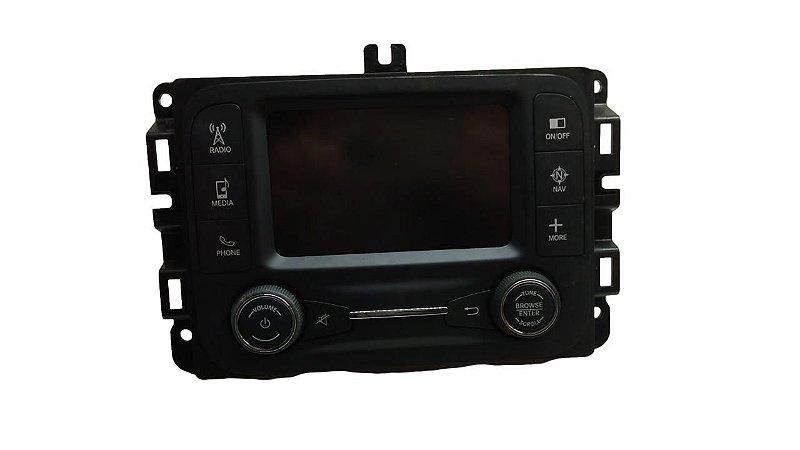 Radio Som Multimidia Jeep Renegade Original 01002247570