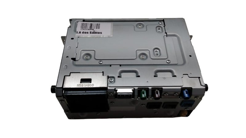 RADIO VOLVO V70 XC70 S80 2011-2015 31433368AA
