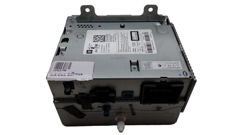 Radio Central Multimidia Chevrolet Cruze 2014/2014 23422746