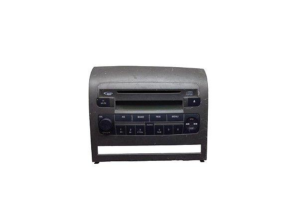 Rádio CD Player FIAT Strada Palio Idea VP70FF18C939BPA