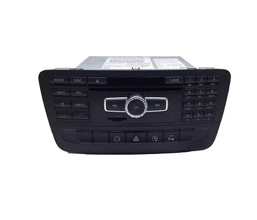 Radio Player Mercedes Gla200 1.6 Turbo 2015 A2469001216