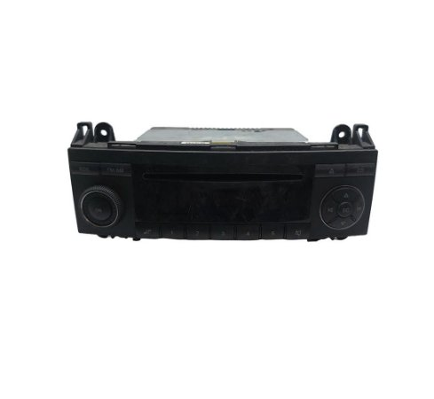 Radio Cd Player Mercedes B180 B200 2007/2011 A1698200386