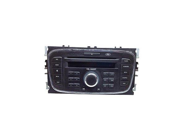 Radio Cd Mp3 Ford Focus 2010/2013 Original Am5518c939ac