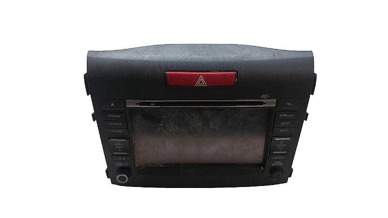 Radio Multimídia Honda CRV 2014 Original 39540T0AM53