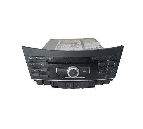 Radio CD Player Mercedes Eclass W212 Original A2129004412