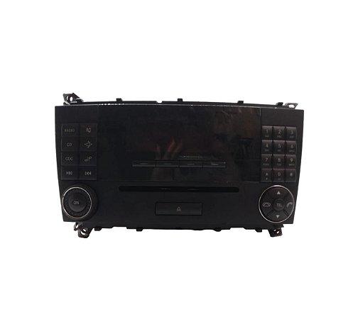Radio CD Player Mercedes CCLASS W203 C 220 Orig. A2038705089