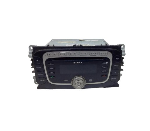 Radio CD Player Ford Focus 2006/2010 Original 7M5T18C939EE