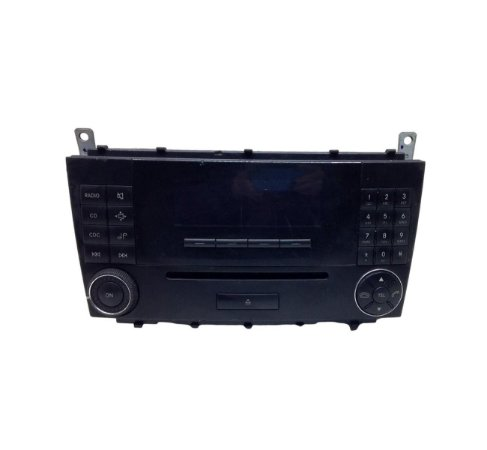 Rádio CD Mercedes W203 C-Class 2005 A2038703689