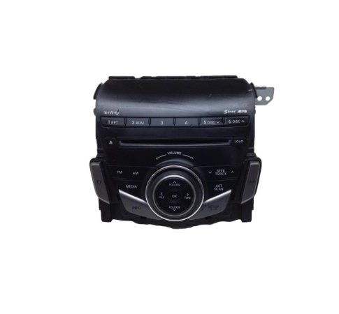 Radio CD Player Hyundai Azera 2011/2014 Origina 961903V3504X
