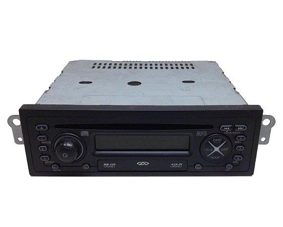 Rádio CD Player Chery QQ 2011/2015 7901010BN