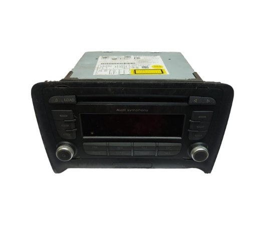 Rádio Stéreo CD MP3 Original AudiTT 2007/2014 8J0035195J
