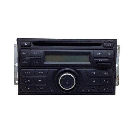 Radio Som Nissan Livina 2013 Original 28185az61b