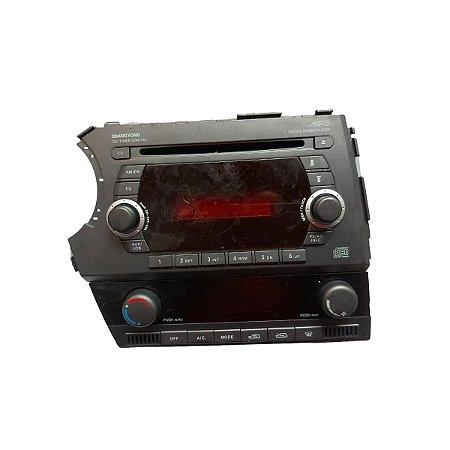 Rádio Player Ssangyong Kyron 2005 8910009471