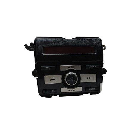 Radio CD Player Honda City 2010/2014 Original 39100TM0A120M1