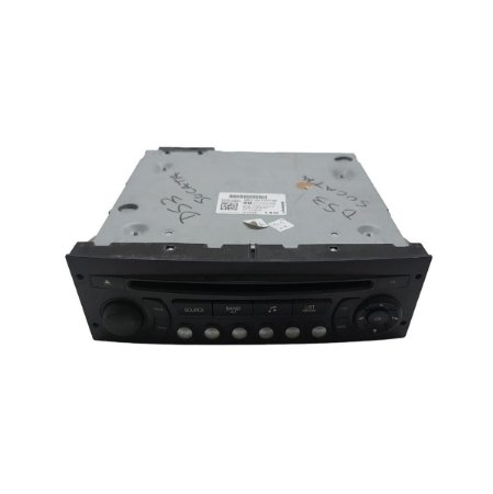 Rádio CD Player Citroen C3 II 1.4 HDI 70 2012 98016070XT00