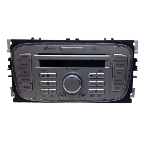 Radio CD Player Ford Focus 2010/2013 Original AM5518D804AC