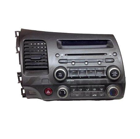 Radio CD Player New Civic 2005/2011 Original 39100SNJM01